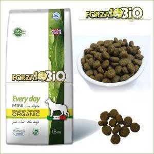 FORZA10 フォルツァディエチ エブリディ ビオロジック チキン 1.5kg 世界認証のオーガニック有機食 フォルツァ10|dog-k9
