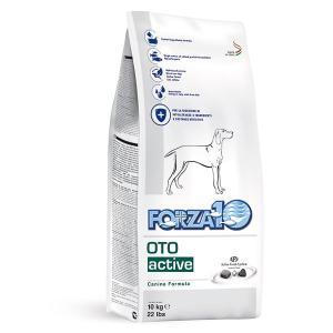 FORZA10 オト アクティブ 耳 10kg 療法食 フォルツァ10 フォルツァディエチ|dog-k9