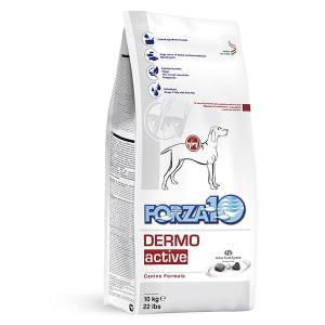FORZA10 フォルツァディエチ デルモ アクティブ 皮膚 10kg アレルギー 療法食 フォルツァ10|dog-k9