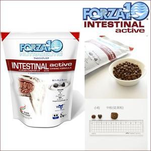 FORZA10 フォルツァディエチ インテスティナル アクティブ 胃腸 2kg 療法食 フォルツァ10|dog-k9