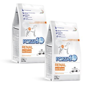 FORZA10 リナール アクティブ 腎臓 4kg×2袋 療法食 フォルツァ10 フォルツァディエチ|dog-k9