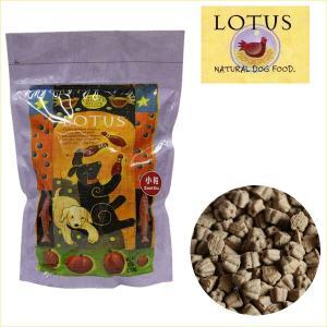 ロータス LOTUS パピードッグ チキンレシピ 小粒 1袋2.72kg|dog-k9