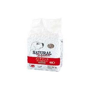 NATURAL Harvest ナチュラルハーベスト ベーシックフォーミュラ メンテナンス ビーフ&チキン 大粒 3.1kg 成犬 シニア 高齢犬|dog-k9