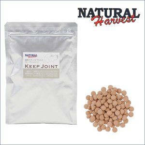 ナチュラルハーベスト キープジョイント 1袋630粒 サプリメント 関節 グルコサミン コンドロイチン コラーゲン dog-k9