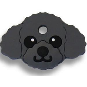 ワールド商事 ドッグキーカバー プードル ブラック の商品画像|ナビ