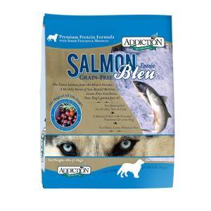 アディクション サーモンブルー グレインフリードッグフード 1.8kg|dog-sagara
