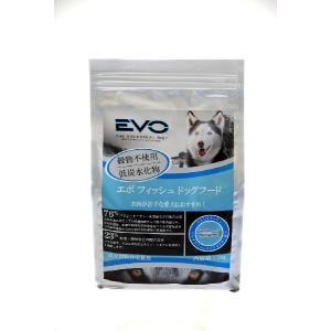 穀物不使用ドッグフード エボ フィッシュ ニシン&サーモン 1kg 正規品|dog-sagara