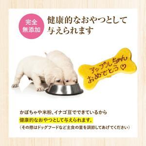 犬用 名入れ クッキー(ネーム入り クッキー)無添加 犬の誕生日 ケーキ 犬用ケーキと一緒にどうぞ【クール便】|dogdiner|08