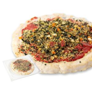犬・手作りごはん(無添加・ささみ ピザ)低カロリーでヘルシーな犬の手作りご飯