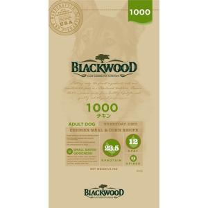 ブラックウッド 1000 アダルト〜シニア 20kg