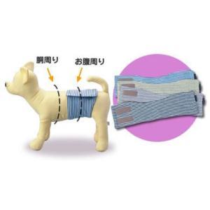 FIELDPOINT 消臭マナーベルト ブルー4号|doggoods-petdrug
