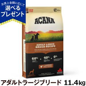 アカナ ドッグフード ヘリテージ アダルト ラージブリード11.4kg dogparadise