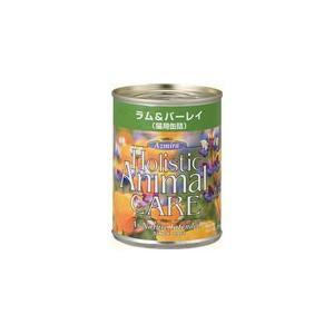 アズミラ キャット猫用缶 ラム&バーレイ L 374g|dogparadise