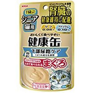 アイシア シニア猫用 健康缶パウチ 下部尿路ケア 40g