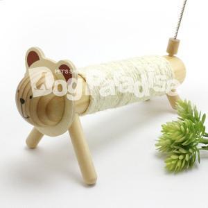 ハッピーアニマルスクラッチ クマ dogparadise
