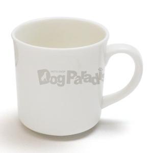 森修焼 マグカップ 白(クーポン配布中)|dogparadise