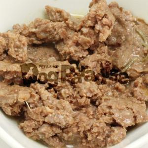 Piece ピース  馬すじミンチ肉 レトルト 犬用おやつ 猫用 国産 トッピング|dogparadise