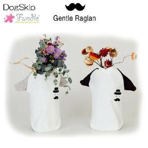 犬用 猫用 洋服 ファンドルジェントルラグランTシャツ 小型犬 犬服 Fundle Gentle raglang (pet apparel)|dogskip