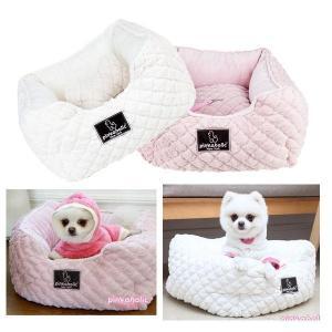 アークティックスクエアII ベッド 車載 車用 シートベルトに装着  PINKAHOLIC ピンカホリック 犬 犬用 ペット ドッグ ペットグッズ|dogskip