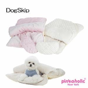 エンジェルスリーピングバッグクッション ANGEL SLEEPING BAG PINKAHOLIC NEW YORK ピンカホリックニューヨーク 犬用|dogskip