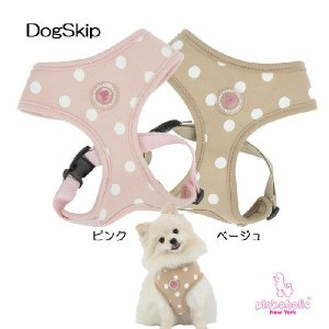 犬用 胴輪 サッサハーネス SASSA HARNESS:S,M,Lサイズ PINKAHOLIC N.Y. ピンカホリックニューヨーク ペット ドッグ dogskip
