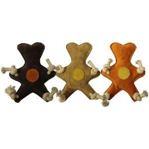 犬用 引っ張り おもちゃ ベアタグトイ TUG TOY (BEAR) PUPPIA パピア dogskip