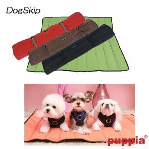 犬用 パピアトレックアウトドアマット TREK OUTDOOR MAT PUPPIA ペット ドッグ dogskip