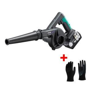 京セラ/リョービ 手袋1双サービス! 充電式ブロワ [ BBL-180 ] 18V本体のみ / 電池パック・充電器なし|doguya-risaku