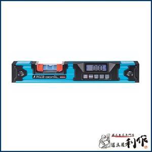 シンワ測定 ブルーレベル Pro 2 デジタル 350mm 防塵防水 マグネット付 [ 75316 ...