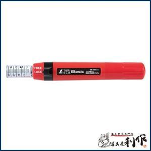 シンワ測定 下地探し どこ太 Basic 25mm [ 79023 ]|doguya-risaku