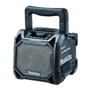マキタ 充電式スピーカー  [ MR203B ] 本体のみ(青) / (バッテリ、充電器なし) スライドバッテリ対応|doguya-risaku