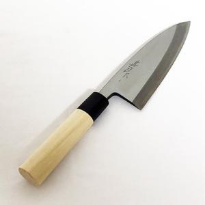 甚作 刀匠作 入魂古式鍛造 出刃包丁 150mm  | 包丁 庖丁|doguya-risaku