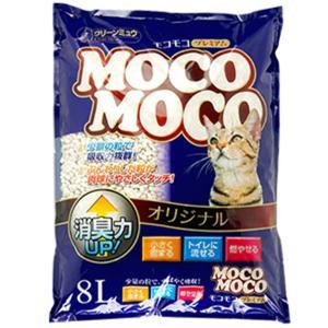 シーズイシハラ クリーンミュウ モコモコ オリジナル 8L×6袋 [猫砂セット販売] [同梱不可] [送料無料]|ドッグワールド