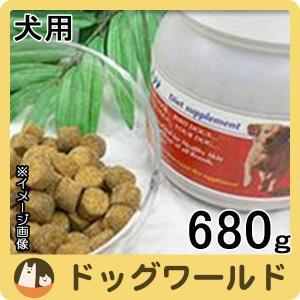 プレミアムサプリメント IN(イン) 680g 【犬用・お肌...