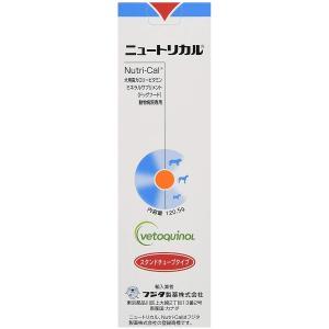 フジタ製薬 高カロリー・ビタミン・ミネラルサプリメント ニュートリカル 120.5g