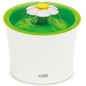 ジェックス catit フラワーファウンテン 猫用循環式水飲み器 ※お一人様2個まで ドッグワールド
