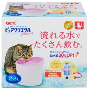 ジェックス ピュアクリスタル ブルーム 2.3L 猫用・複数飼育用