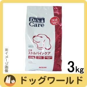 ドクターズケア 犬用 療法食 ストルバイトケア〔下部尿路疾患用〕 ドライ 3kg