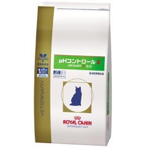 SALE ロイヤルカナン 猫用 療法食 pHコントロール【2】 4kg