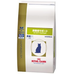 SALE ロイヤルカナン 猫用 療法食 満腹感サポート 500g