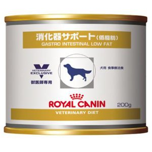 SALE ロイヤルカナン 犬用 療法食 消化器サポート 低脂肪 缶詰タイプ 200g×12個