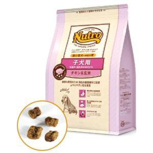 ナチュラルチョイス 子犬用 超小〜中型犬用 チキン&玄米 3kg