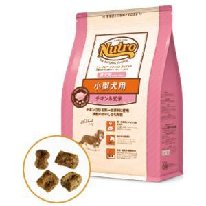 ナチュラルチョイス 成犬用 小型犬用 チキン&玄米 1kg
