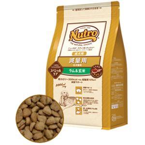 ナチュラルチョイス 成犬用 減量用 全犬種用 ラム&玄米 4kg
