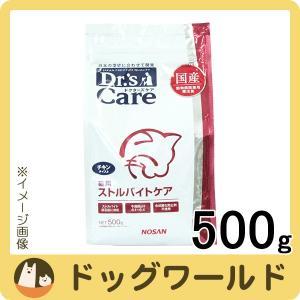 ドクターズケア 猫用 ストルバイトケア チキンテイスト 500g