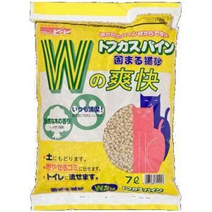 ペグテック トフカスパイン 7L×4袋 [猫砂...の関連商品9