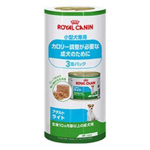 カロリー調整が必要な成犬のために  ■内容量:195g×3缶パック×6個(18缶) ■原材料:豚肉、...