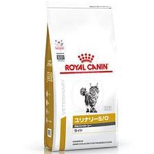 ロイヤルカナン 食事療法食 猫用 ユリナリー S/O オルファクトリーライト ドライ 4kg|ドッグワールド