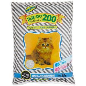 スーパーキャット 固まる猫砂 スーパーD...