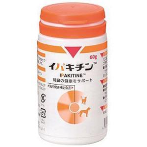 日本全薬工業 犬猫用栄養補助食品 イパキチン 60g